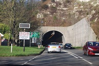A26 Cuifail Tunnel