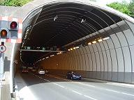 A38 Saltash Tunnel Cornwall
