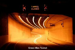 Green Man Tunnel