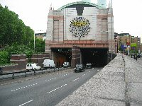 Limehouse Link Tunnel