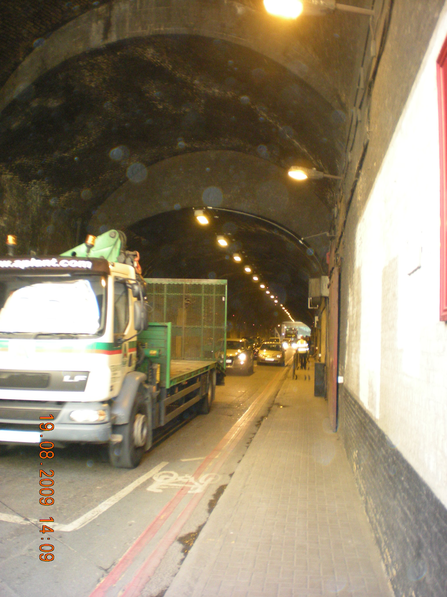 Stainer Street Tunnel